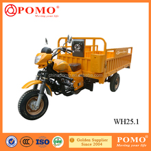 2016 Hot Popular Heavy Load Strong 250cc Three Wheel Cargo Motorcycle For Sale