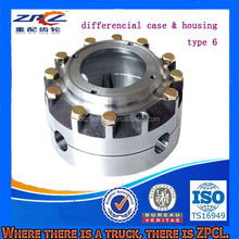 Truck Parts ISO/TS 16949 Certified Differential Carrier 3463502623/2327 For Mercedes Benz And North Benz