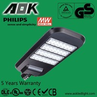 Hot Ip65 145W LED Street Light High Quality Driver
