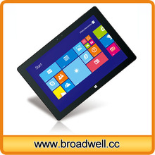 High Quality 10 inch Inter Z3735 CPU Windows 8 Tablet With IPS Capacitive Screen 2GB Memory Bluetooth