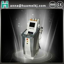 2013 New Arrival multifunction beauty machine 5 in 1(IPL+Elight+RF+Cavitation+Nd yag Laser)innovation design