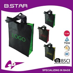 2015 new cheap promotion shopping bag, non woven bag for shopping, recycle pp non woven bag made in China