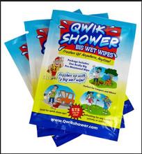 OEM Customized Single Wet Wipes