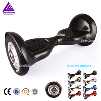 2 wheel smart board hoverboard 10 inch self balancing electric scooter