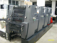 good quality heidelberg gto 46 offset printing machine