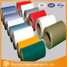 polyester color coated aluminium coils