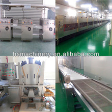 China manufacture biscuits making machine, a full biscuit line which can be customized according to your requirements