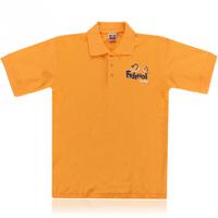 Cotton grid mesh design your logo polo t shirt