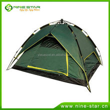 Professional OEM/ODM Factory Supply Top Quality 3-person camping tents from direct manufacturer