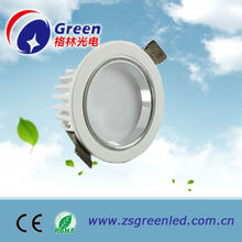 2013 new desin 2.5inch 80MM 3W LUX LED Down Light