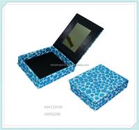 Custom Cheap Glitte Paper jewelry box manufacturers China