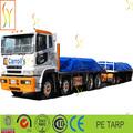 cualquier tamaño de cualquier color para techos a prueba de agua de lona para camiones con cubierta resistente a uv