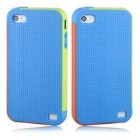 For Apple iPhone 4s Hybrid Armor Case Colorful Case