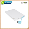 Factory professional mobile power supply,high quality new power bank,guaranteed external battery charger
