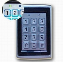 Stainless Steel Access Control Keypad with Backlight