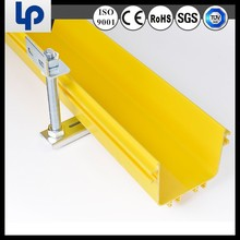 sgs rohs cable certificated plastic pvc cable trunking system