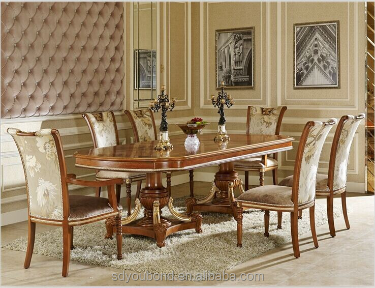 Classic dining table sets francis classic dining room table set luella classic dining table - Lavish classic dining table designs as attractive focal point with timeless class ...