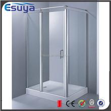 Custom Made 8/10mm Frameless Hinge Shower Enclosure