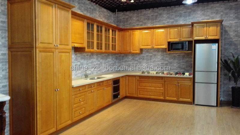american style wooden kitchen cabinet buy wooden kitchen
