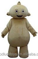 cartoon character mascot costume makka pakka adults fur costume