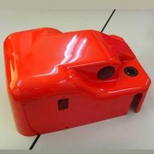 new model car plastic case prototype