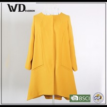 Long cheap coat women, best selling hot chinese products