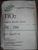 High Hiding and Whiteness/Excellent Weatherability and Quality Titanium Dioxide Rutile/R-996/R-902