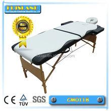 adjustable height massage table,thai massage bed