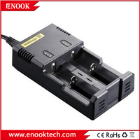 Nitecore I2 charger Ni-MH/Ni-Cd/aa aaa Nitecore charger i2 18650 battery charger