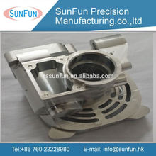 Custom made custom cnc machining mobile phone accessory
