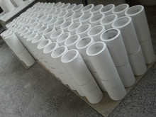 Custom ceramic alumina tubes