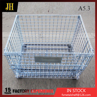 High Quality Cheap Custom Stacking Storage Cage