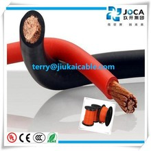 CE approved flexible copper 25mm2 welding cable