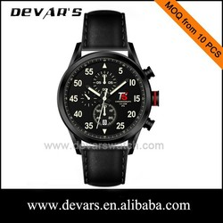 Alibaba express hot quartz stainless steel back watch, wholesale wrist man watch