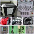 Elucky bilgisayarlı kazak örgü makinesi Melco nakış makinesi nakış kasnağı kap t- shirt nakış