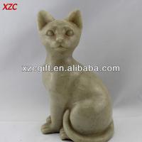 Hot Sale & Nice Design Resin Cat Pet Urn