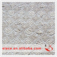 latest casual dress designs of 100 polyester fabric material embroidered net lace new velvet lace