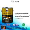Acrylic enamel 1k single stage auto body restoration car paint
