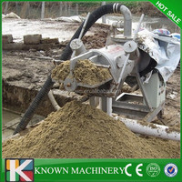 Recycle wastes used in farm poultry manure dewatering machine,poultry manure processing machine