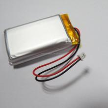 Customized Size Li-polymer 3.7v 2100mah Battery 505068