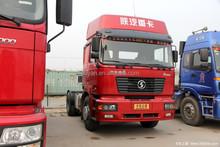 De China camión caliente venta Shacman utilizado Tractor podadora, Tractor usado cabeza, usado motores de los tractores venta