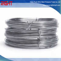 Anping Factory Supply Stainless Steel Piano Wire, Used Steel Wire Rope for Sale