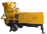 high quality diesel concrete mixer truck water pump