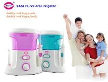 OEM serve family oral irrigator big volume high pressure water column teeth clean teeth white oral hygiene product