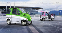 CE approved low price small electric van