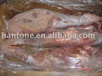 frozen halal lamb bone in leg