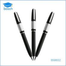 Cheap Customized pen metal twist ball pen logo print designer metal pen