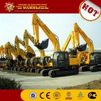 Hyundai long arm excavator R215-9