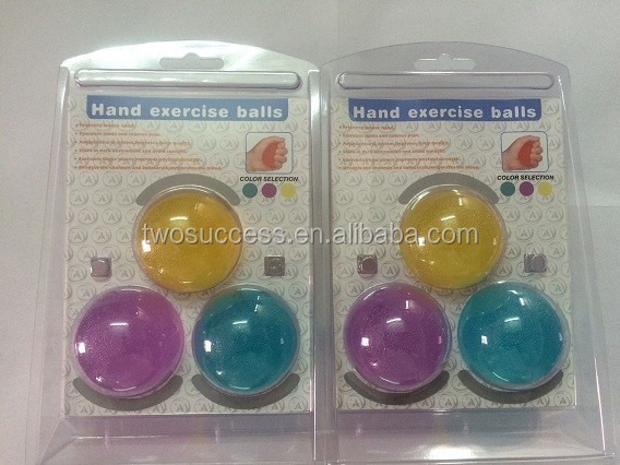 Inflatable colorful promotional stress ball