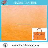 Easeful suede leather synthetic nubuck suede leather artificial leather for shoes craft